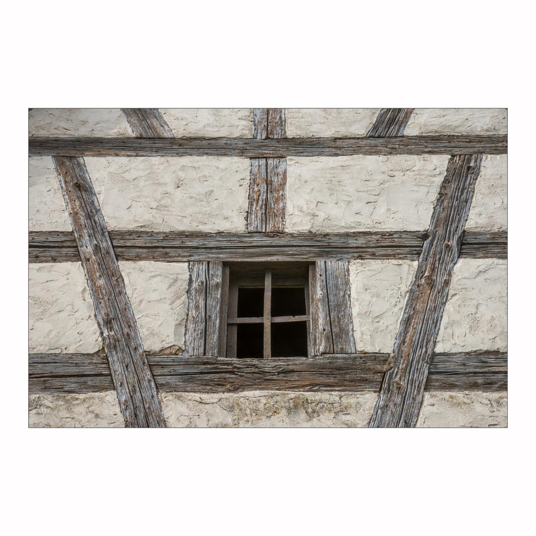 Fensterkreuz 19. Jhdt.