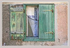 Fensterladenromantik in Schwaben