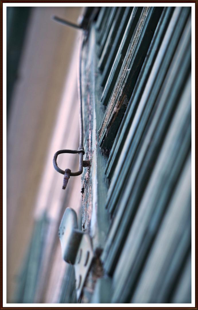 Fensterlatten
