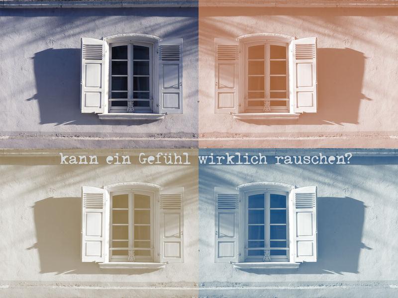 Fensterlauschen