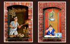 Fenstermalereien in Teterow