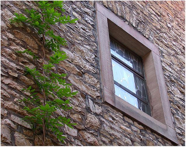 Fensterrahmen? von Eike Niestrath