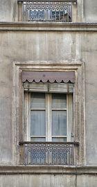 Fenêtre à Lyon (F)
