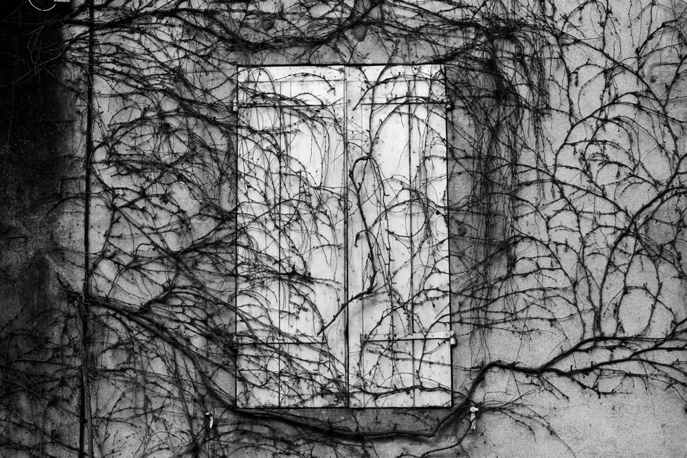 Fenêtre close
