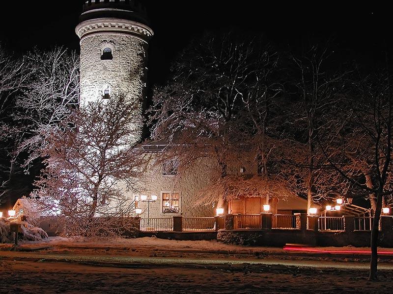 Ferberturm im Winter