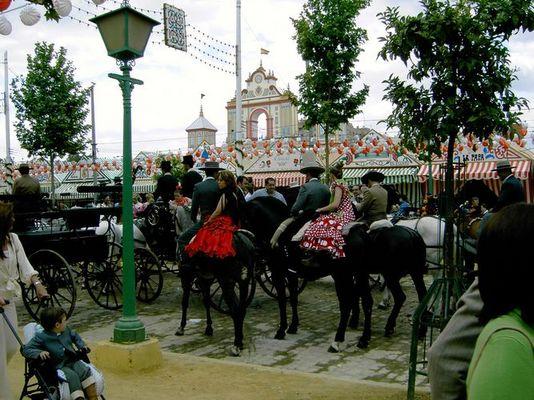 Feria de Sevilla 2004