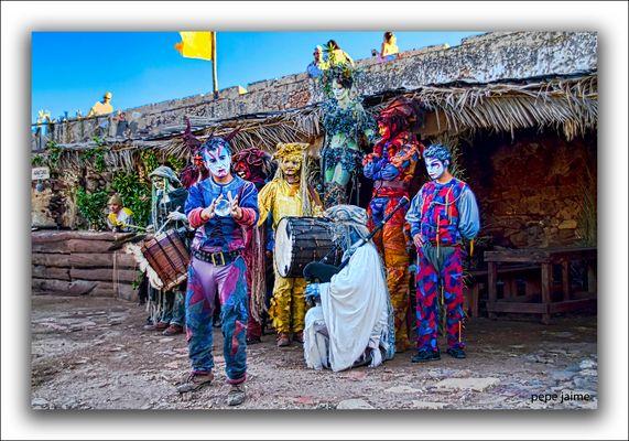 Feria medieval de Castro Marin (I) (para Elvina Benoist)