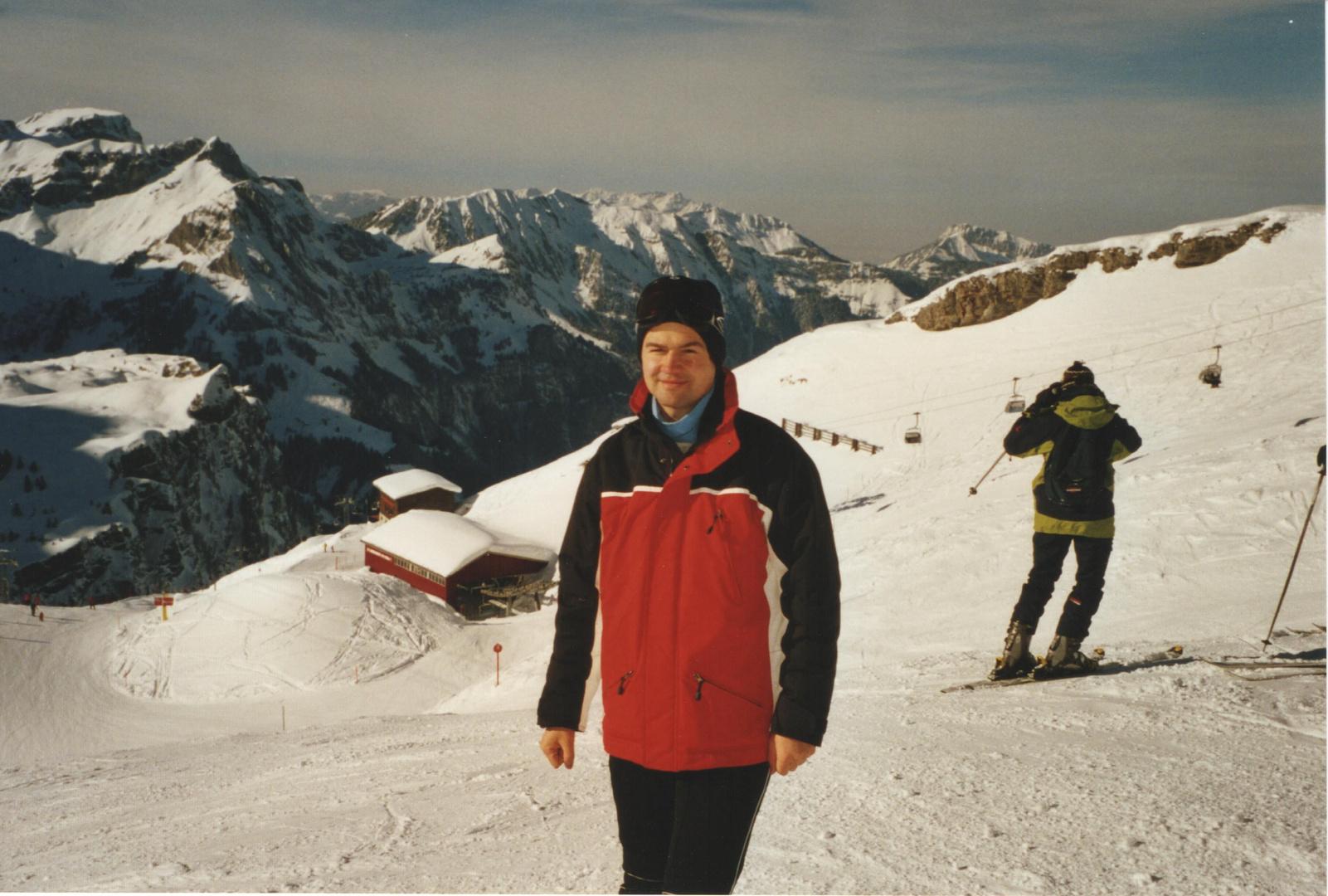 Ferien in Engelberg, Schweiz in 2005