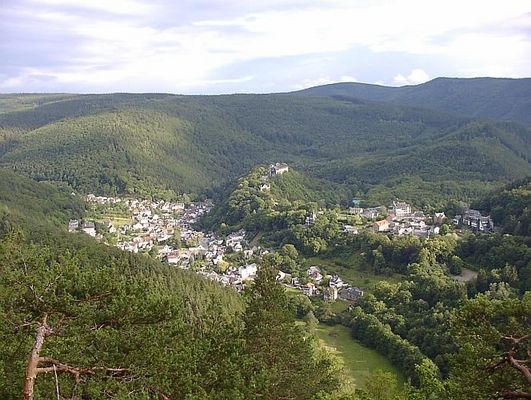 Ferien in Thüringen: Schwarzburg