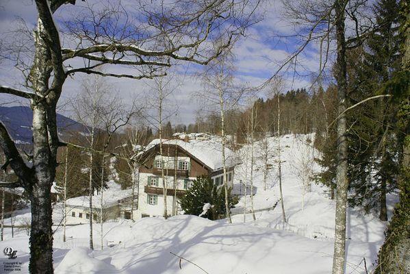 Ferienhaus in Fischbachau (Bayern)