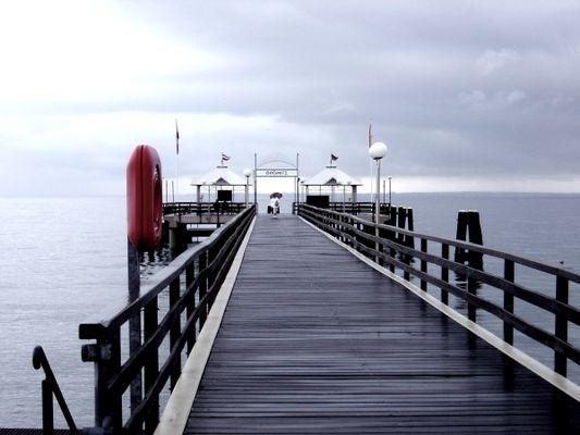 Ferienparadies Grömitz Seebrücke