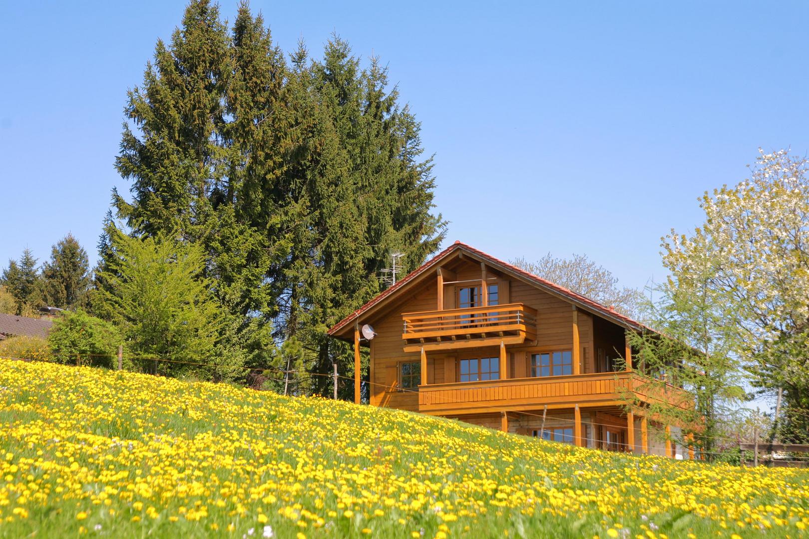 Ferienwohnung: Luxus in Mollenberg erleben, nähe Lindau am Bodensee