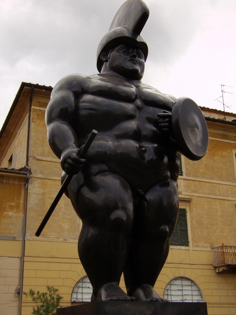 Fernando Botero: Il Guerriero