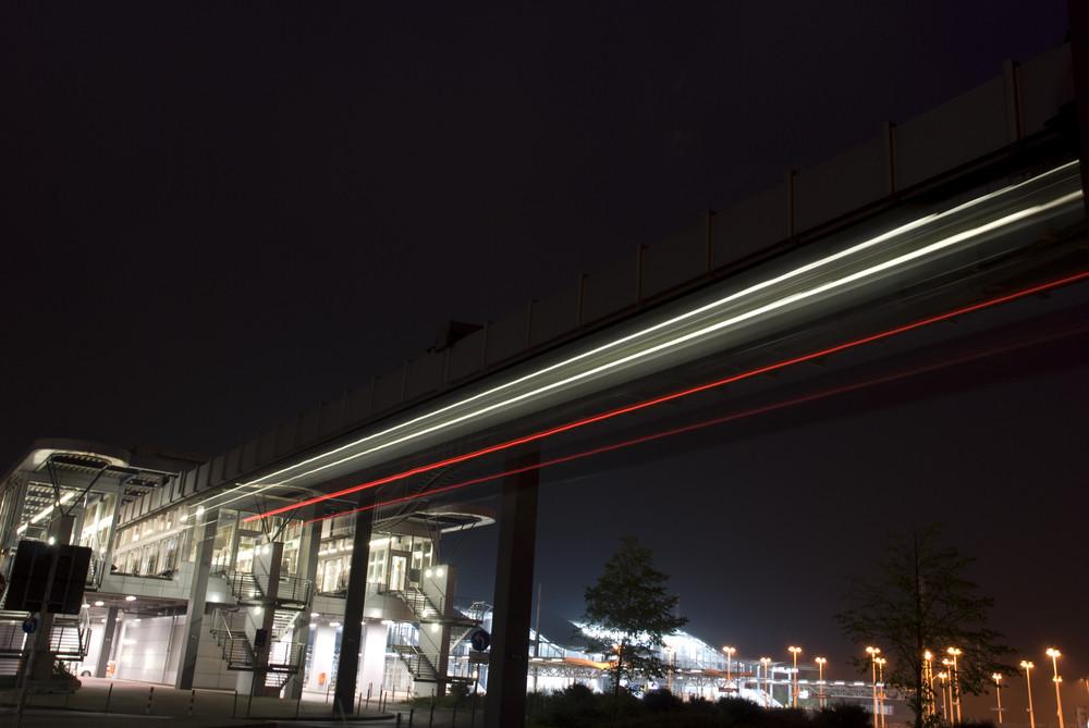 Fernbahnhof Düsseldorf Flughafen