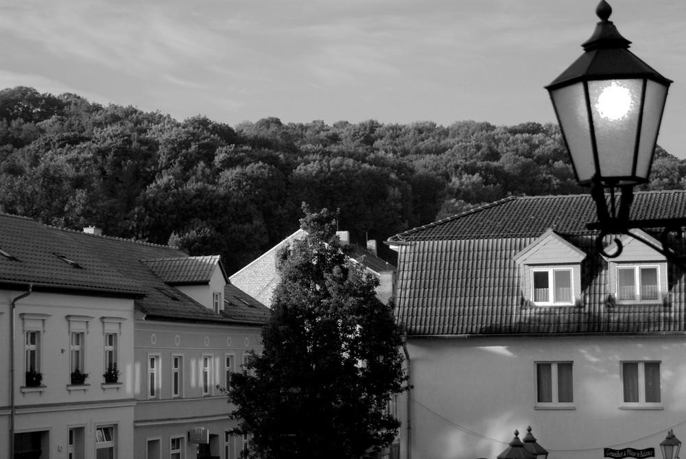 Fernblick in Bad Freienwalde
