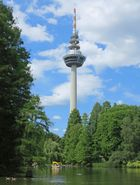 Fernmeldeturm Mannheim