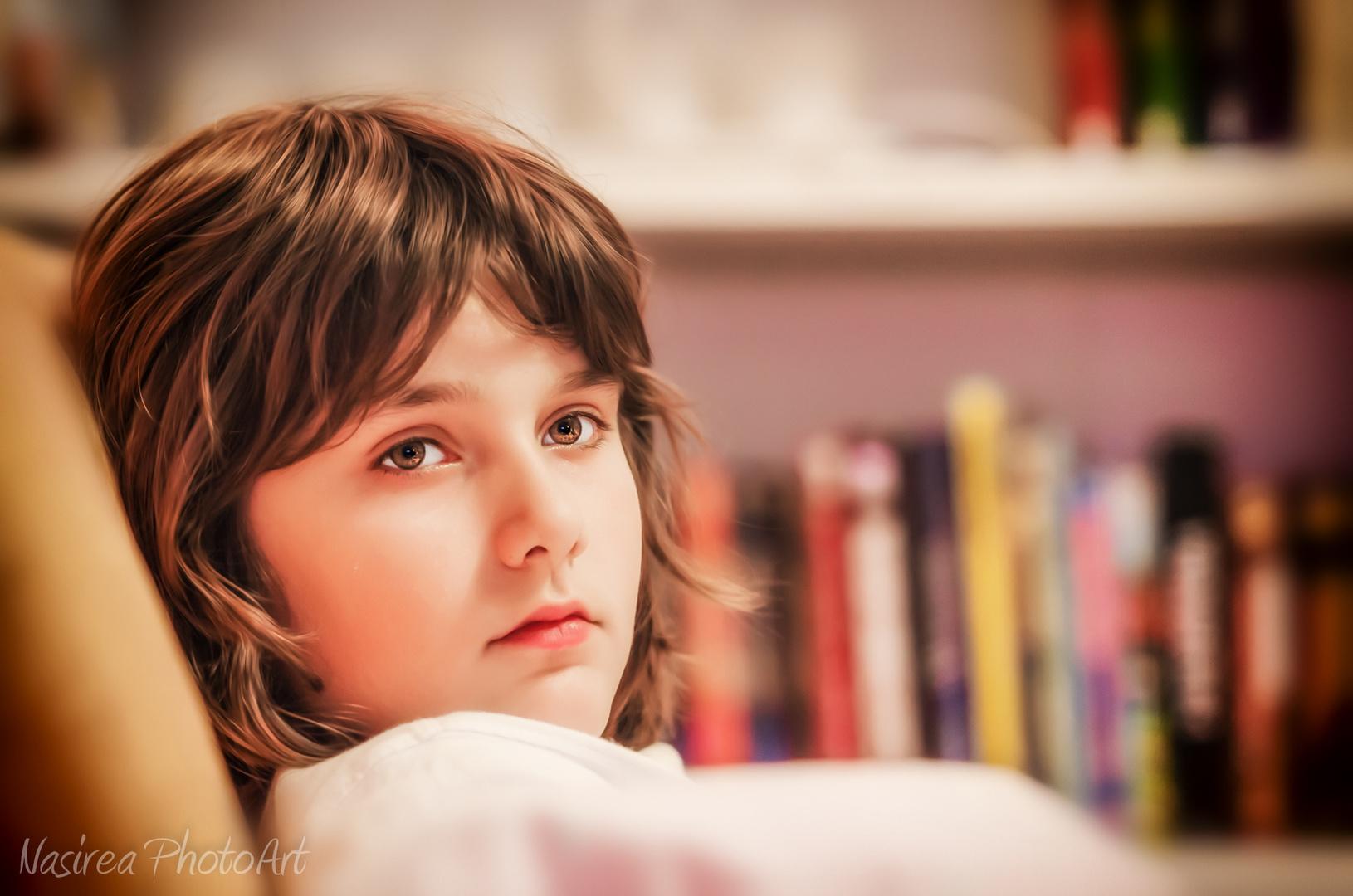 Fernseh Hypnose bei Kindern...