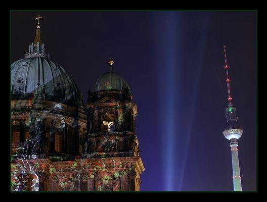 Fernsehdom // Festival of Lights