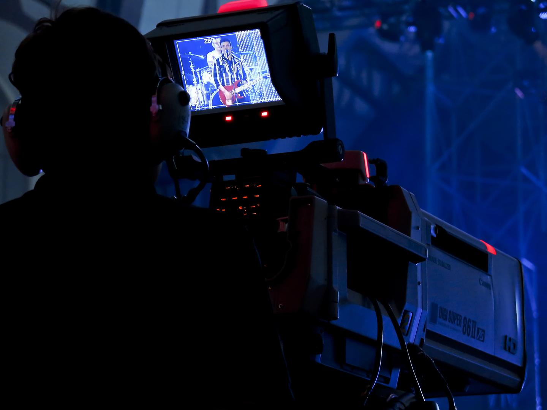 Fernsehen live