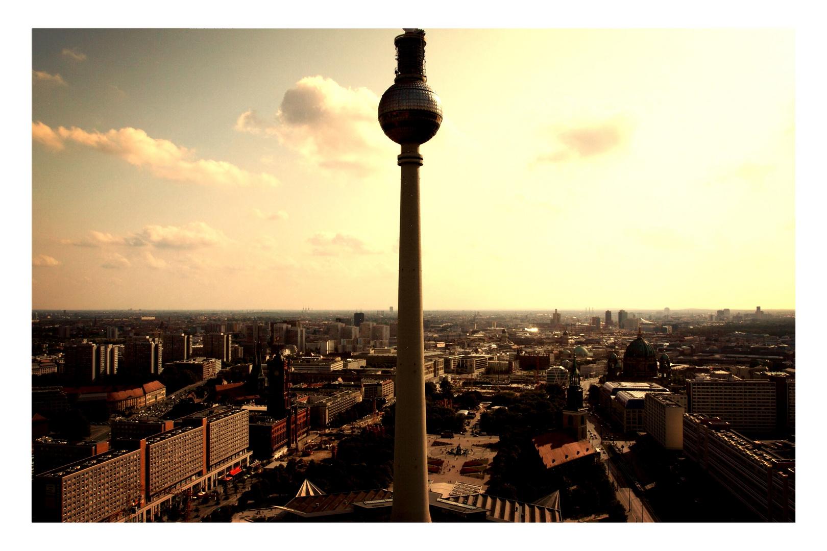 Fernsehturm / Alexanderplatz