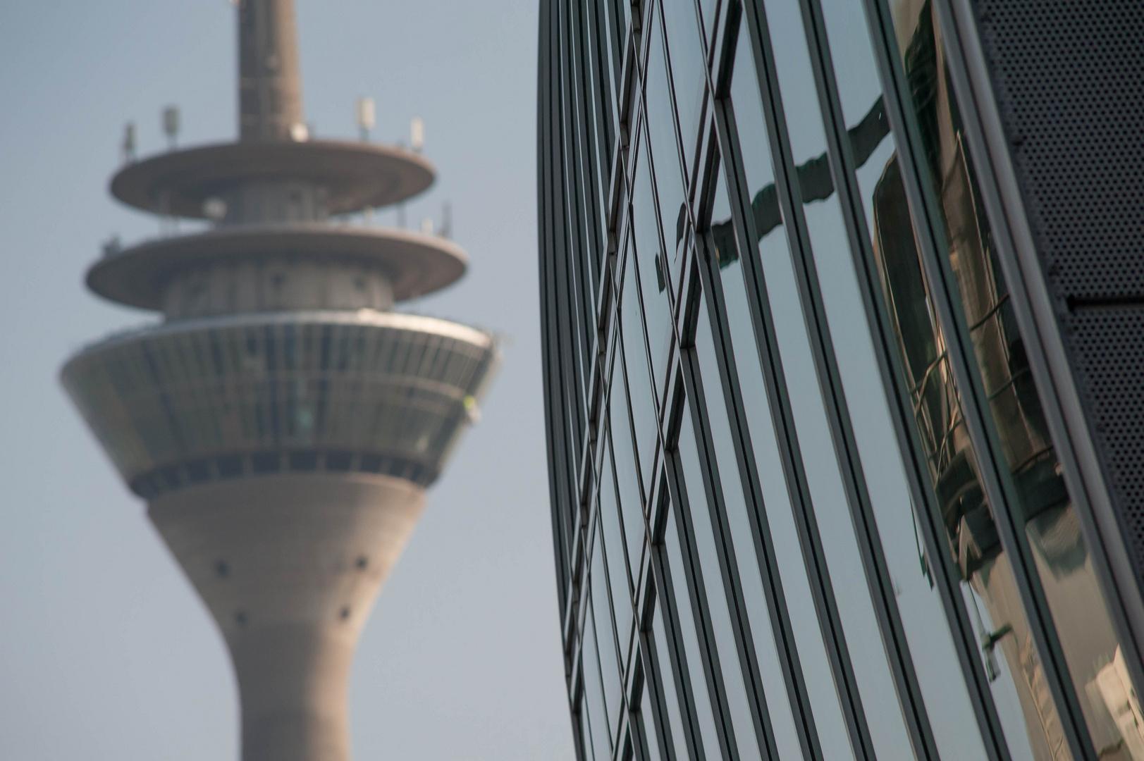 Fernsehturm Düsseldorf # 9