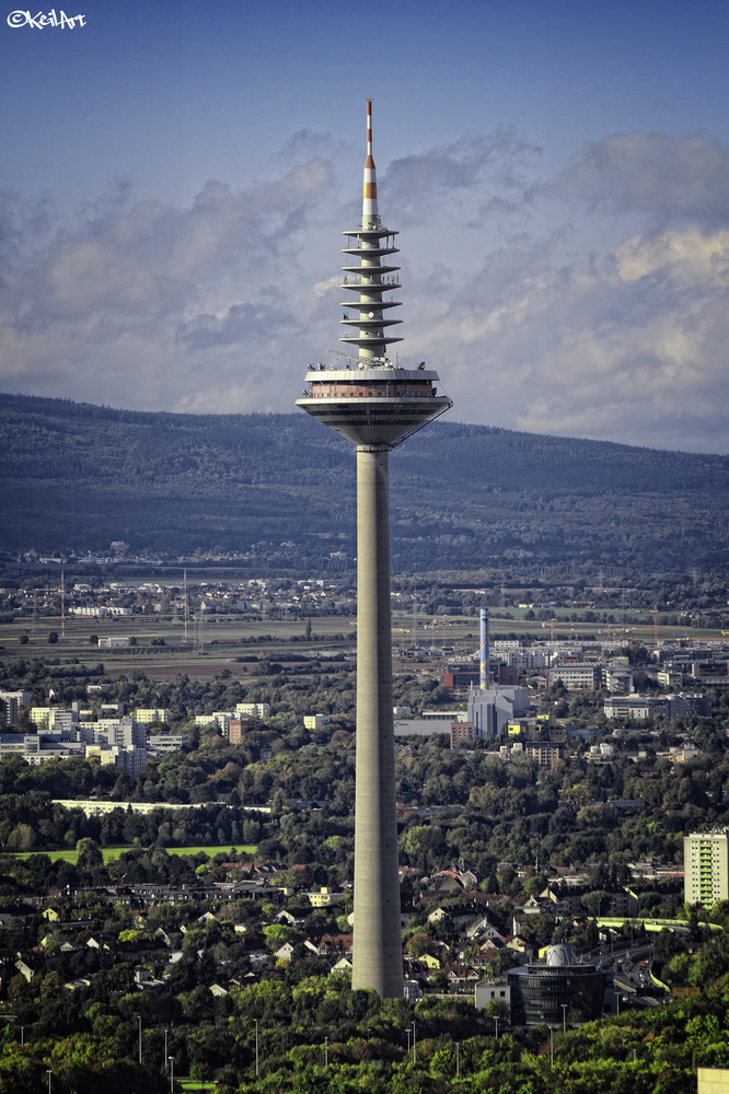 Fernsehturm/ Fernmeldeturm