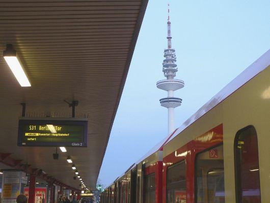 Fernsehturm Hamburg 2