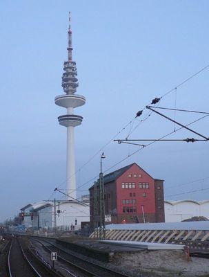 Fernsehturm Hamburg 3