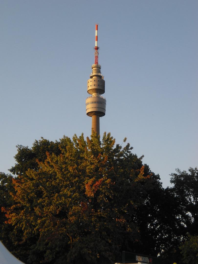 Fernsehturm in Dortmund