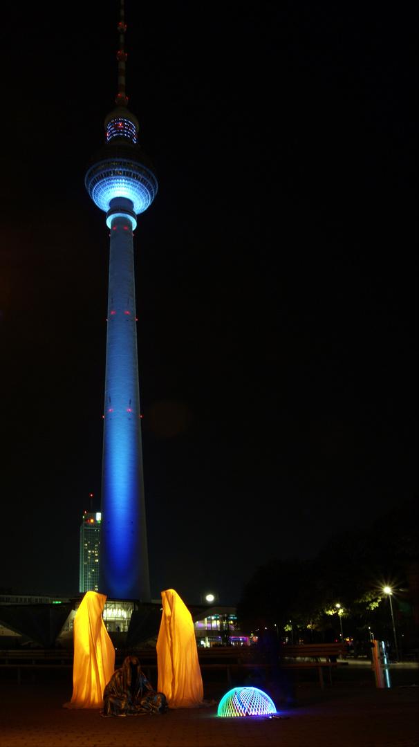 Fernsehturm LED