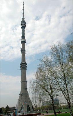 Fernsehturm Ostankino