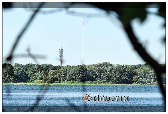 Fernsehturm zu SCHWERIN
