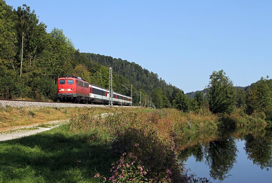 Fernverkehr im Gäu