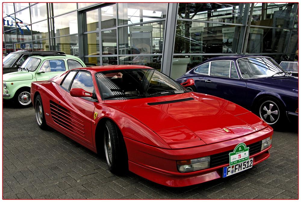 * Ferrari *