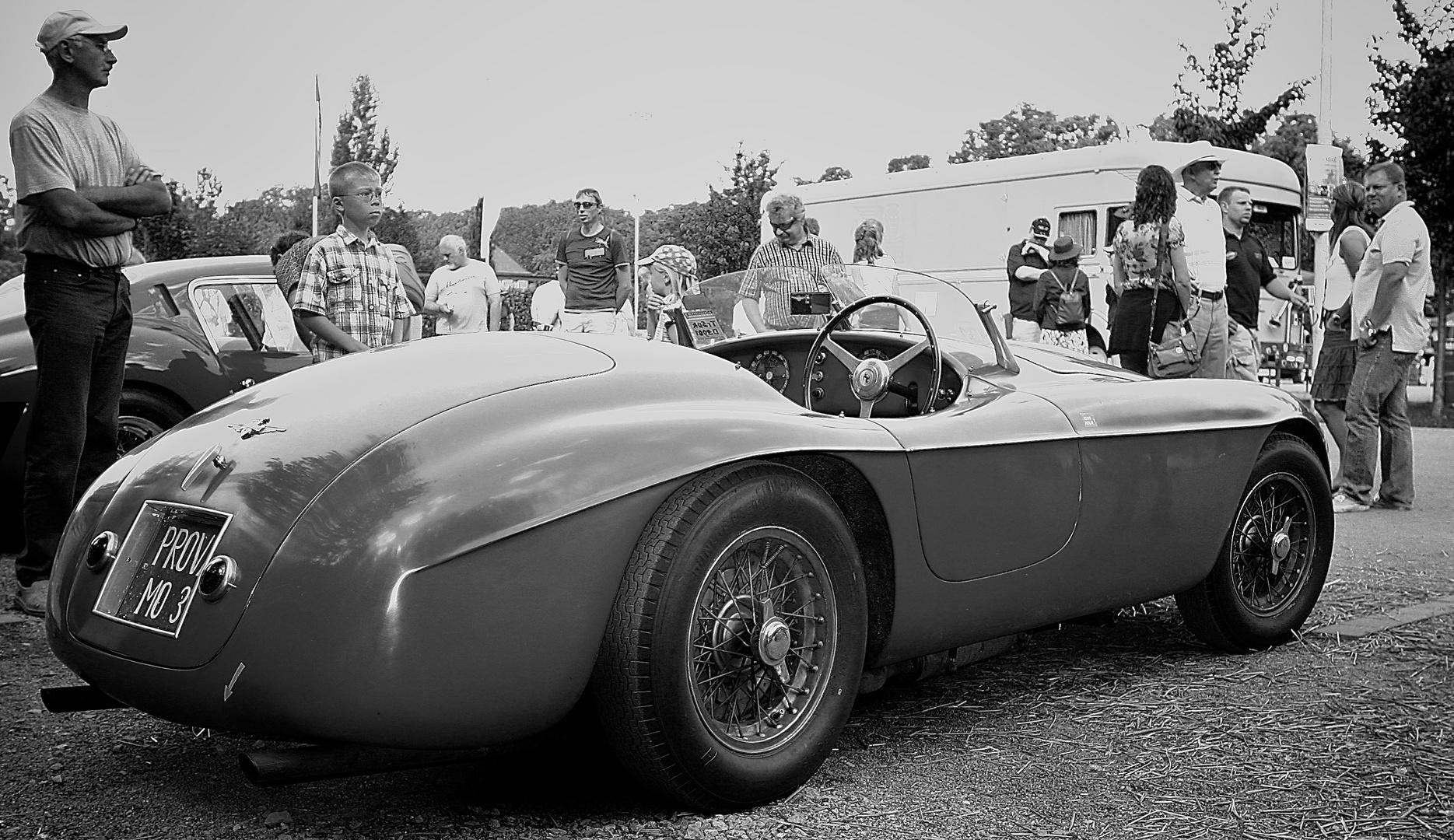 Ferrari 166 MM Touring Barchetta, 1948