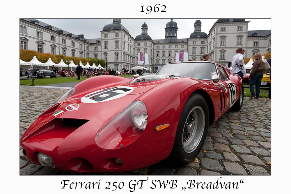 Ferrari 250 GT SWB Bredvan