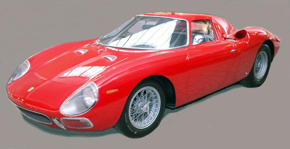 """Ferrari 250 LM """"Le Mans"""""""