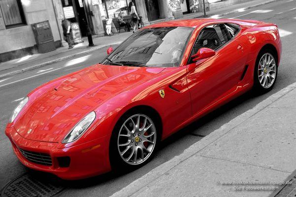 ~ Ferrari ~