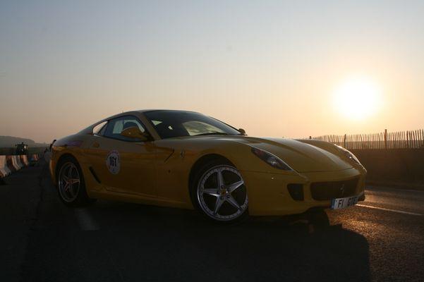 Ferrari 599 GTB Fiorano 2009