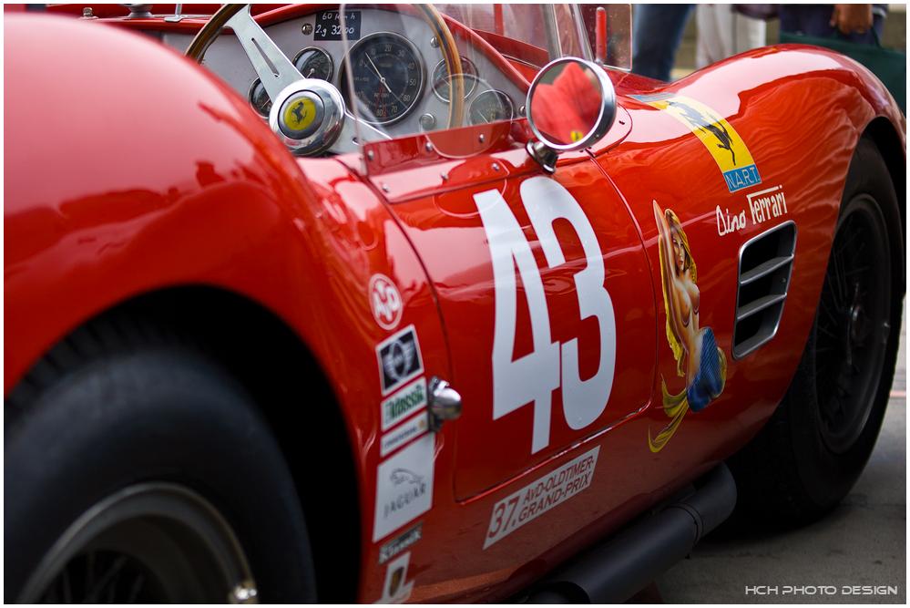Ferrari - alles ist erlaubt Wochen #1