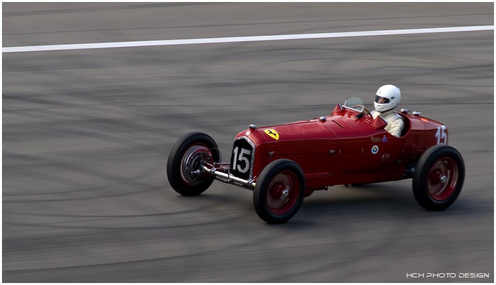 Ferrari - alles ist erlaubt Wochen #4