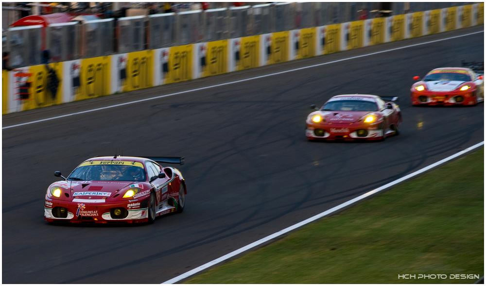 Ferrari - alles ist erlaubt Wochen #5