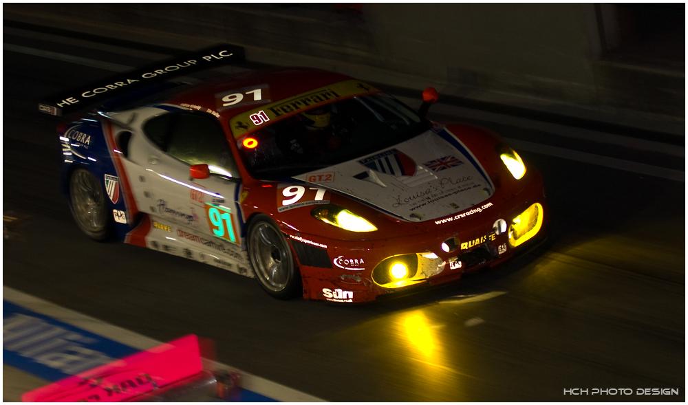 Ferrari - alles ist erlaubt Wochen #6