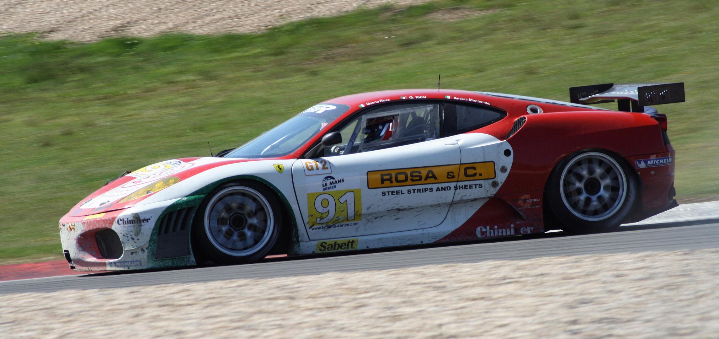 Ferrari allesisterlaubt Wochen 5