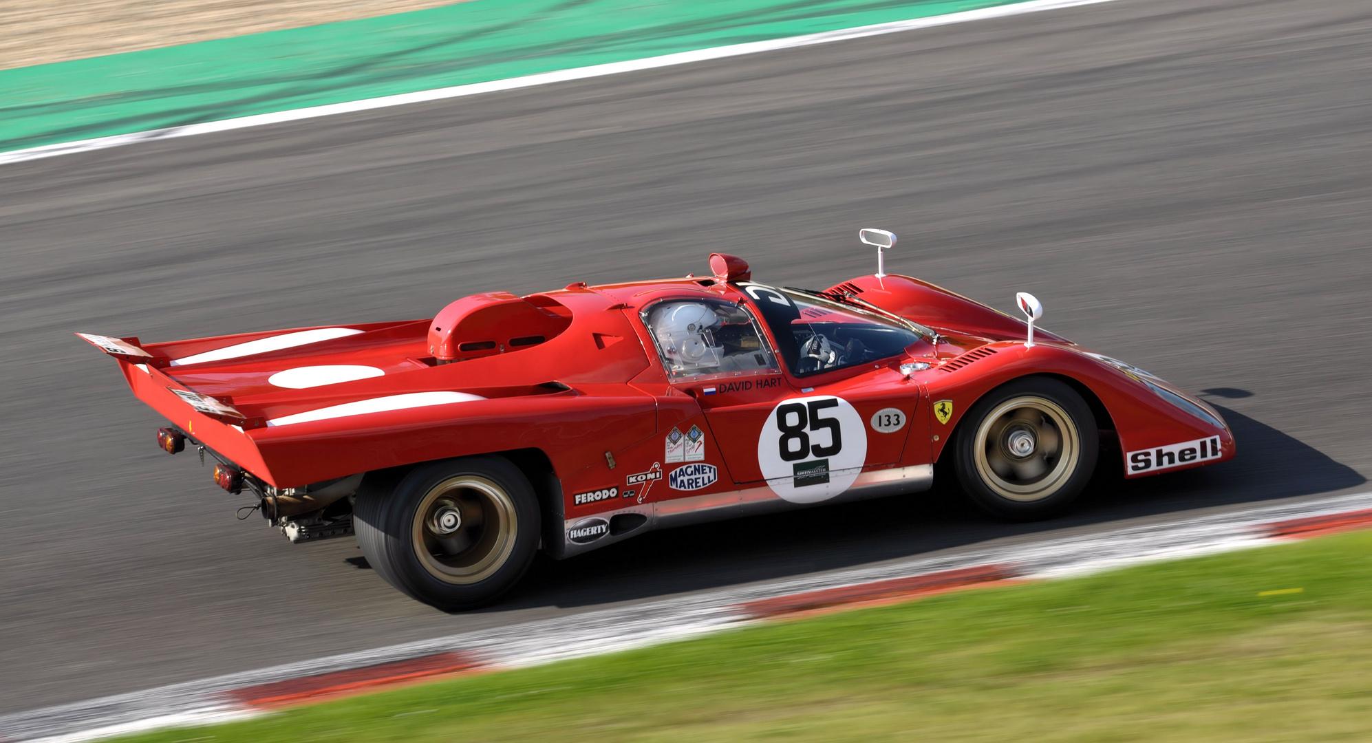 Ferrari allesisterlaubt Wochen #6