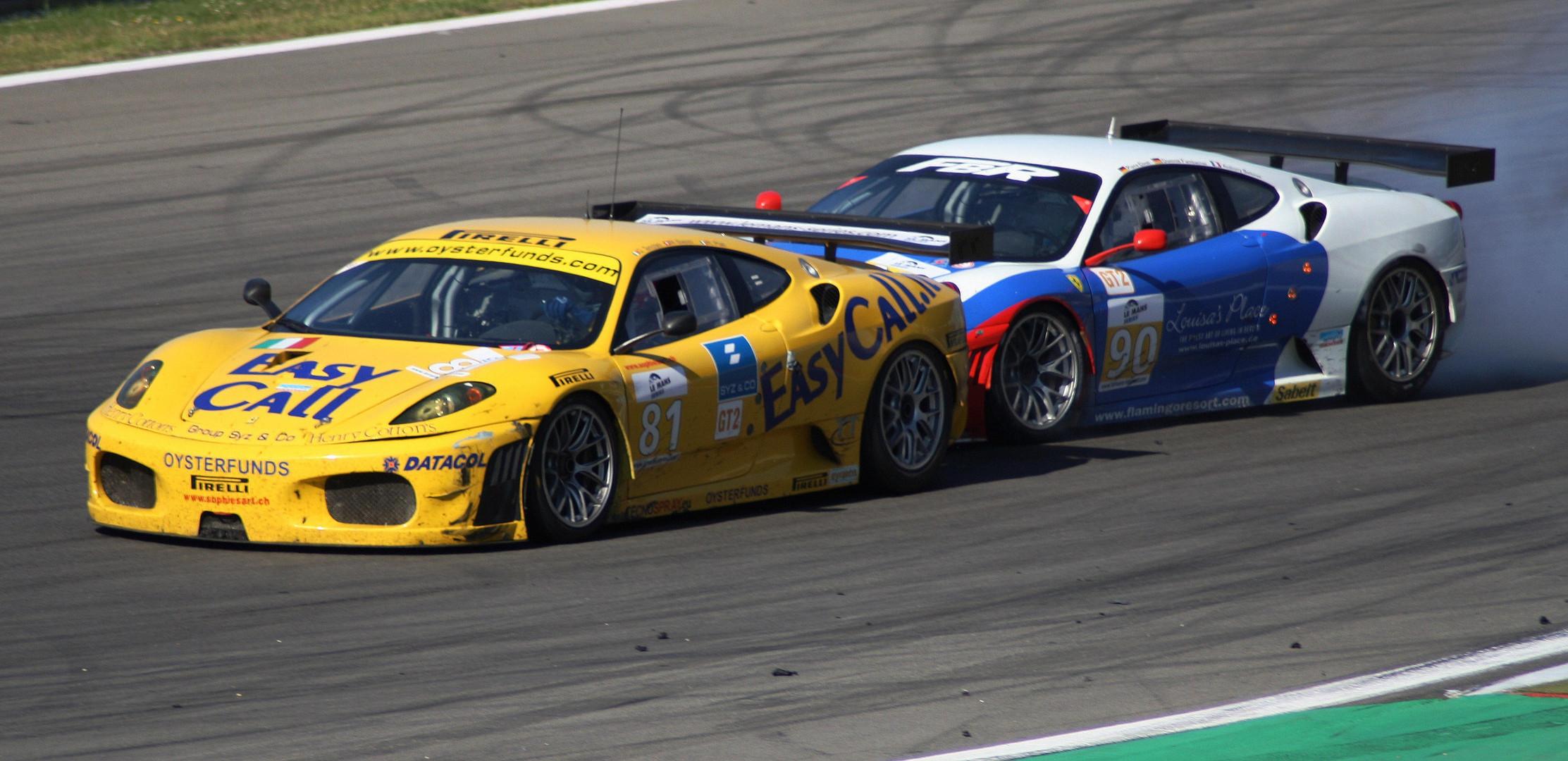 Ferrari allesisterlaubt Wochen 7