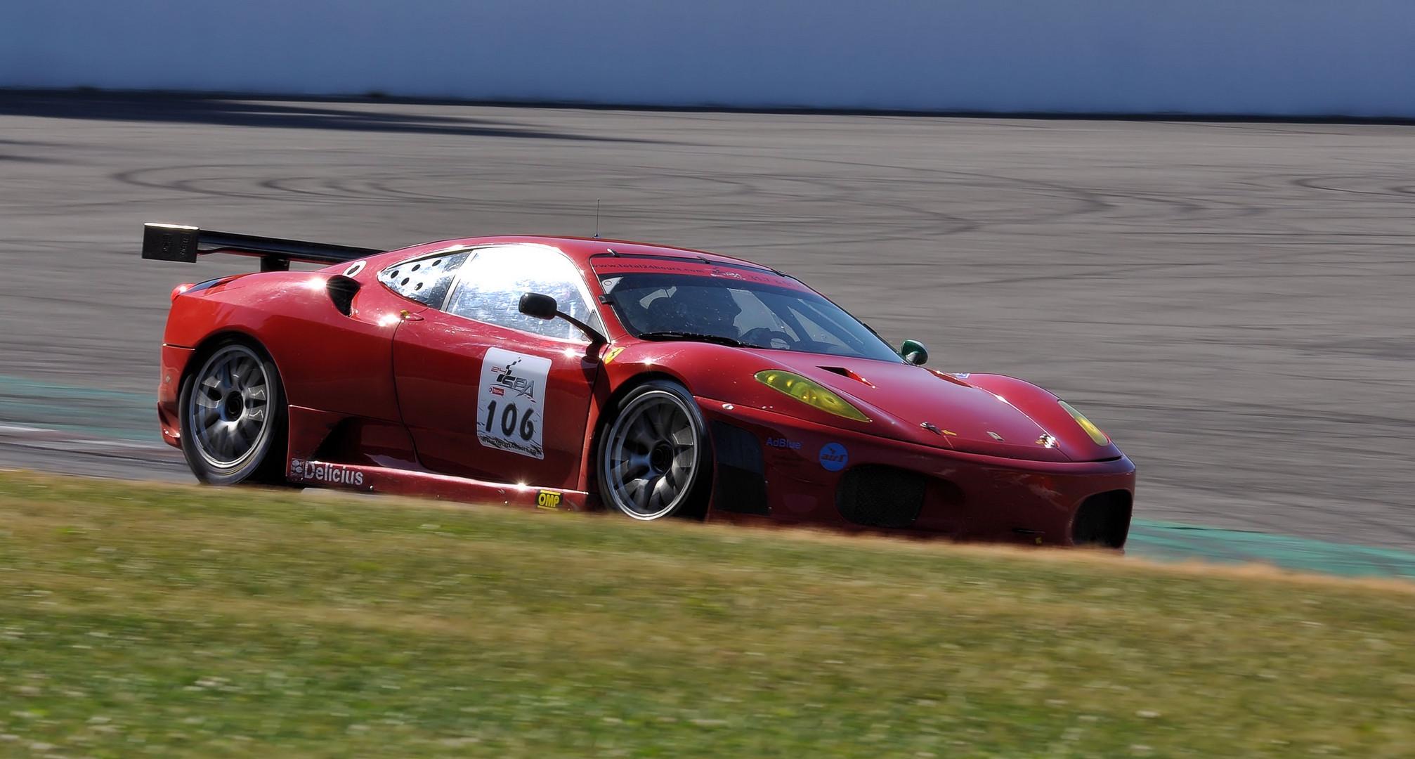 Ferrari allesisterlaubt Wochen #7