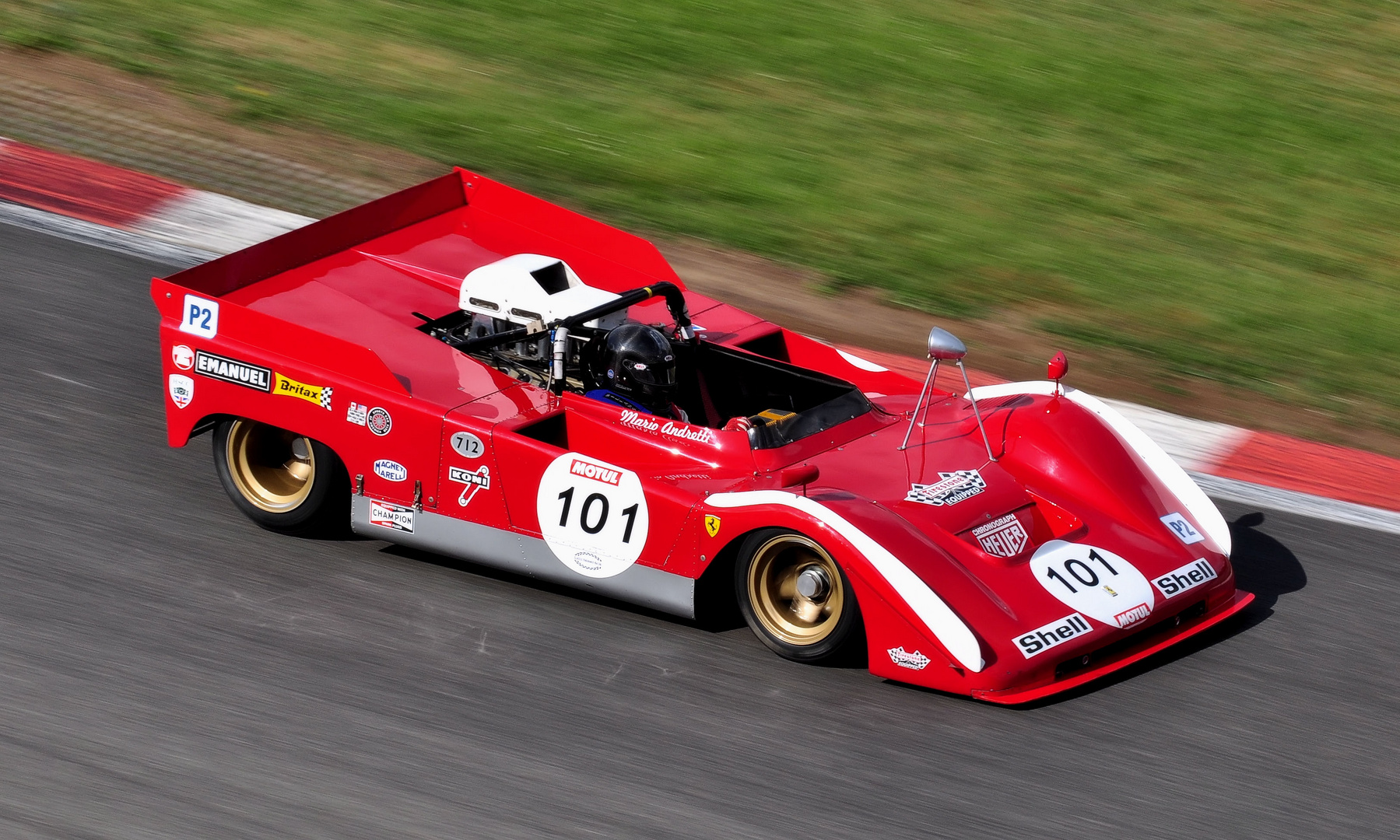Ferrari allesisterlaubt Wochen #8