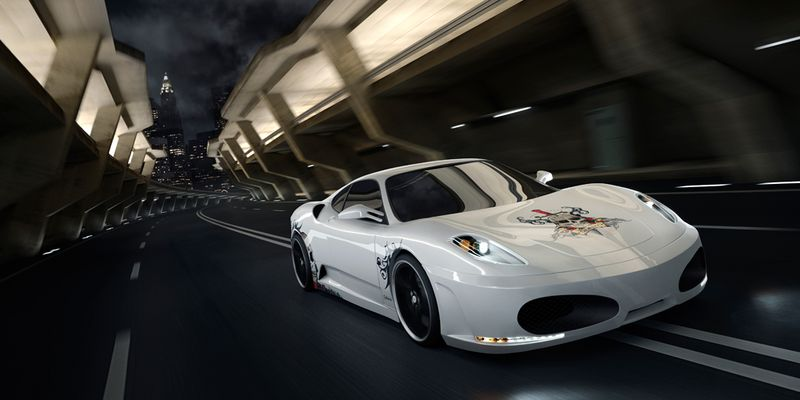 Ferrari Calavera