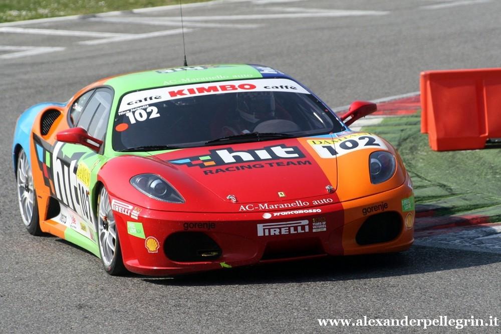 Ferrari Challenge Monza 2008